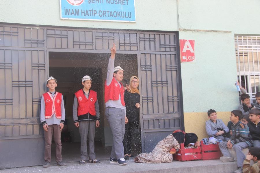 18 Mart Çanakkale Zaferini Kutlama ve Şehitlerimizi Anma Programı